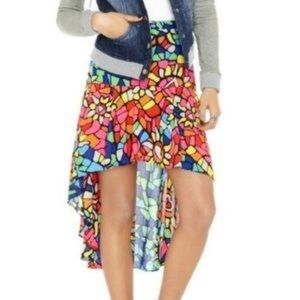 L'Amour Stained Glass High Love Skirt